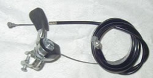Picture of Roadless Gear Thumb Throttle Kit