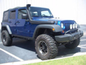Picture of Jeep JK Ram Air Snorkel