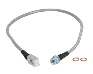 Picture of Jeep Front or Rear Brake Line (Individual)