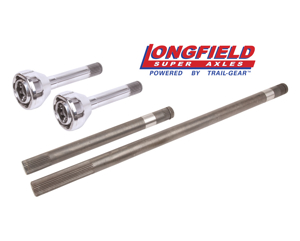 Picture of Longfield 30 Spline Birfield/Axle Kit (Long Spline E-Locker) (Fj40)