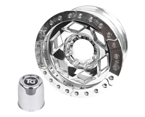 Picture of Creeper Lock Beadlock Wheels, 8x6.5