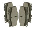Picture of Brake Pad Set, V6 IFS Calipers