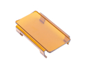 "Picture of Led Cover, 6"", Snap On Cover, Amber"