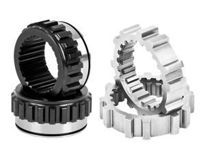 Picture of Longfield Chromoly Inner/Outer Hub Gear, Pair