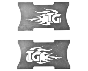Picture of Rear Bumper Trail Tags