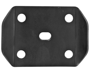 Picture of U-Bolt Flip Plate, Single