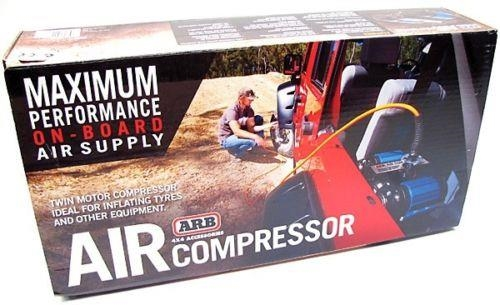 Picture of ARB On-Board High Performance Twin Compressor