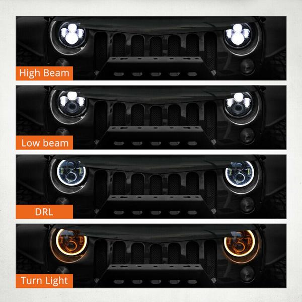 LED Headlights