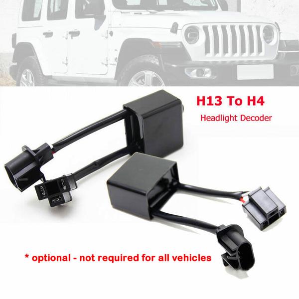 H13 to H4 Decoder